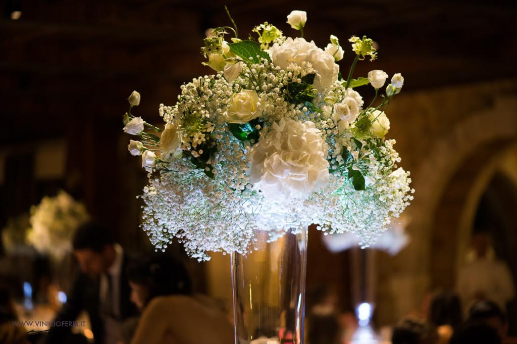 decorazione floreale Andrea Patrizi
