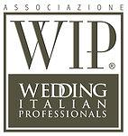 wip, logo, wedding italian professionals