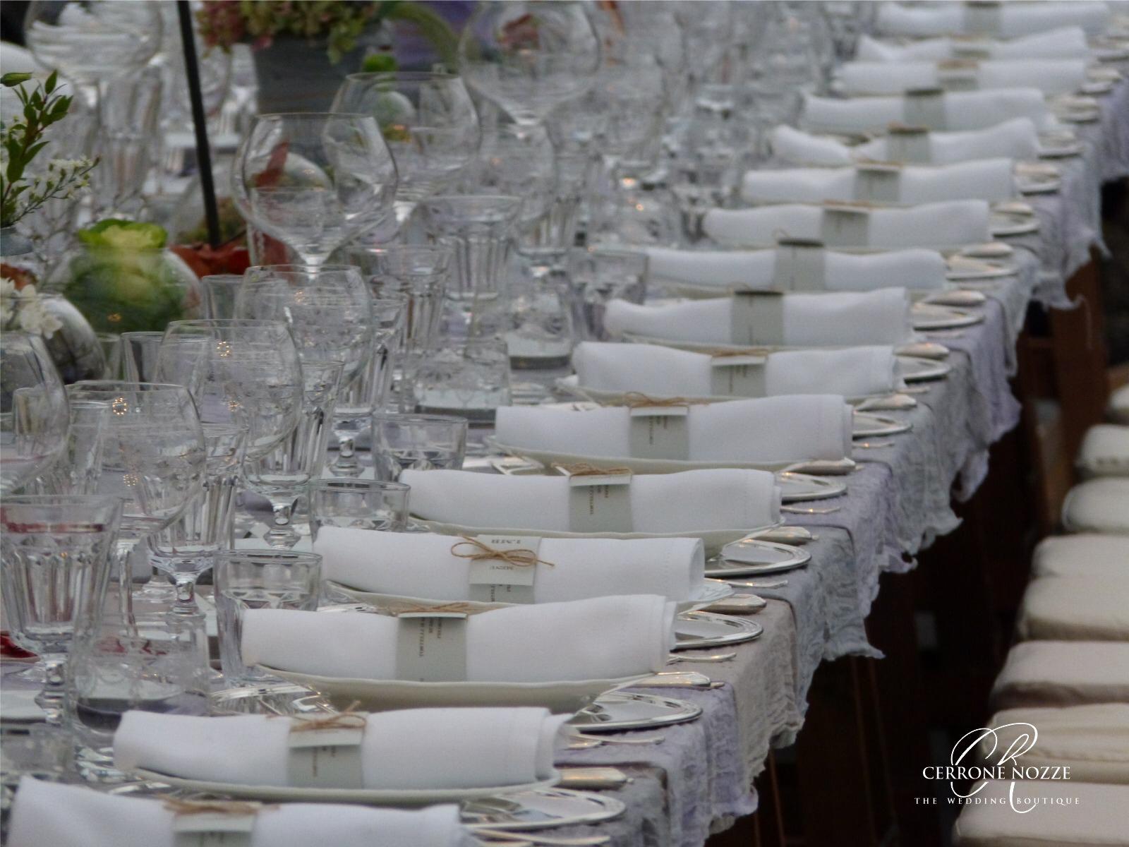 Wedding Sationery matrimonio shabby country | Cerrone Nozze Wedding Boutique
